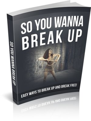 cover image of So You Wanna Break Up