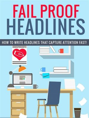 cover image of Fail Proof Headlines