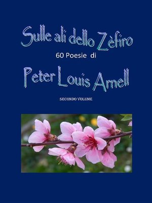 cover image of Poesie Volume Secondo