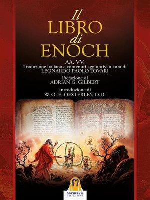 cover image of Il Libro di Enoch