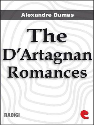 cover image of The D'Artagnan Romances