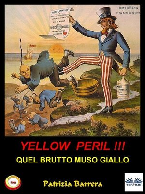 cover image of Yellow Peril--Quel Brutto Muso Giallo