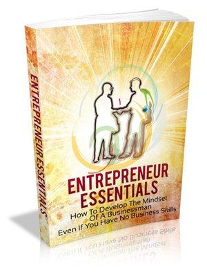 cover image of Entrepreneur Essential