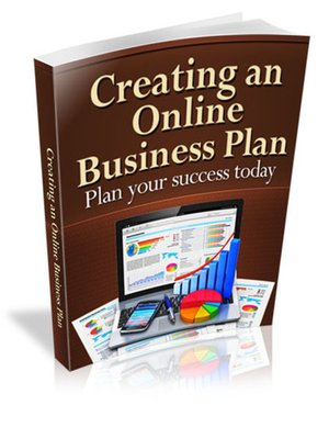 cover image of Creating an Online Business Plan