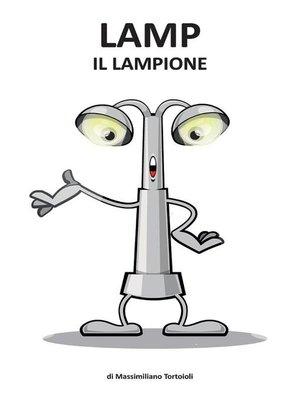 cover image of Lamp il lampione