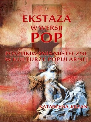 cover image of Ekstaza w wersji pop