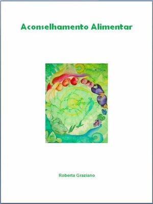 cover image of Aconselhamento Alimentar