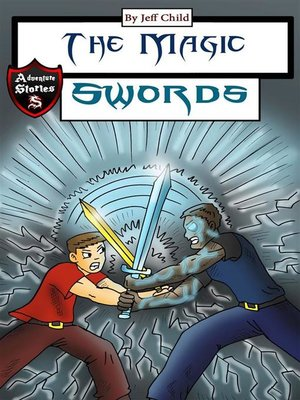 cover image of The Magic Swords