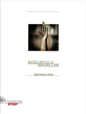 cover image of Boğuntulu Masallar