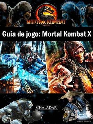 cover image of Guia De Jogo Mortal Kombat X