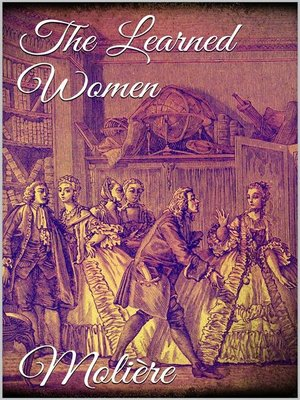 cover image of The Learned Women