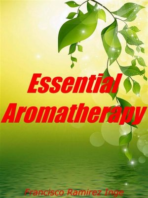 cover image of Essential Aromatherapy