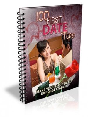 cover image of 100 First Date Tips