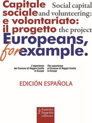 cover image of Capital social y voluntariado