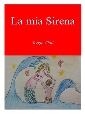 cover image of La mia sirena