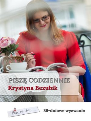 cover image of Piszę codziennie