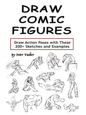 cover image of Draw Comic Figures
