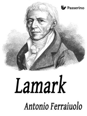 cover image of Lamark