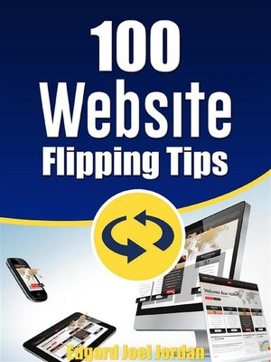 cover image of New 100 Website Flipping Tips