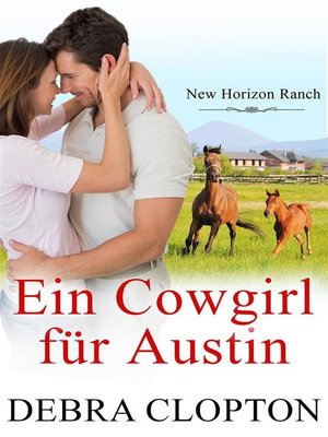 cover image of Ein Cowgirl für Austin