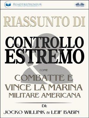 cover image of Riassunto Di Controllo Estremo