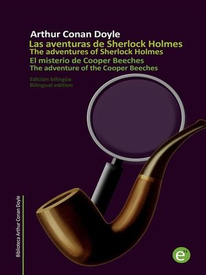 cover image of El misterio de Cooper Beeches/The adventure of the Cooper Beeches