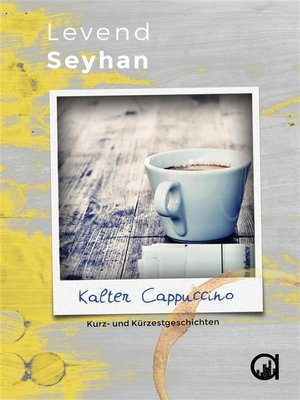 cover image of Kalter Cappuccino