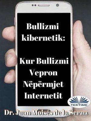 cover image of Bullizmi Kibernetik