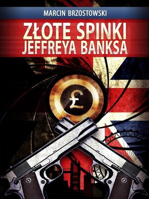 cover image of Złote spinki Jeffreya Banksa