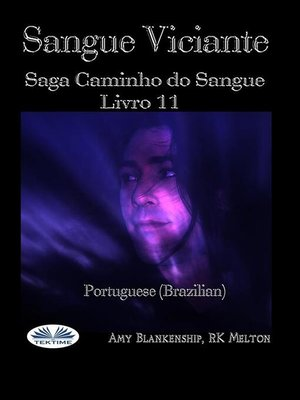 cover image of Sangue Viciante