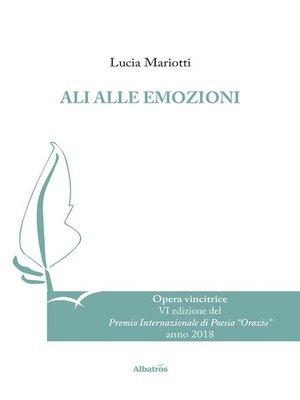 cover image of Ali alle emozioni