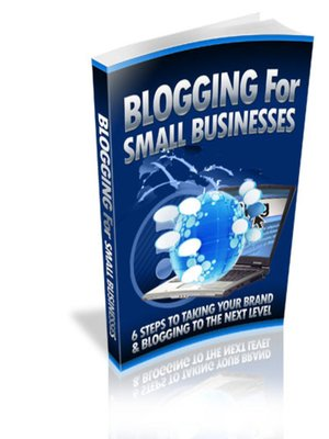 cover image of Blogging for Small Businesses