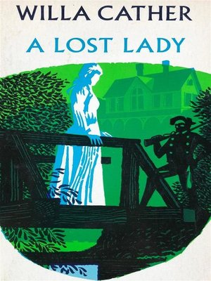 cover image of A Lost Lady