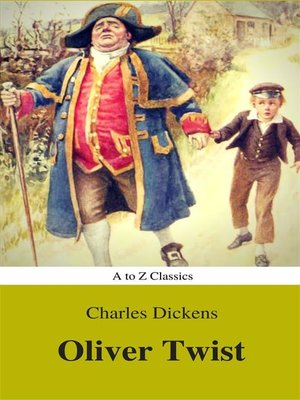 cover image of Oliver Twist (A to Z Classics)