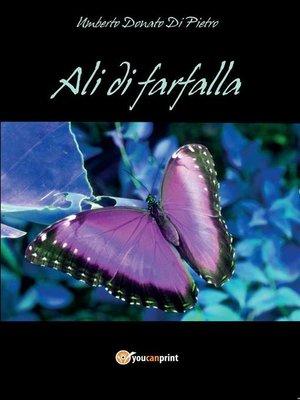 cover image of Ali di farfalla