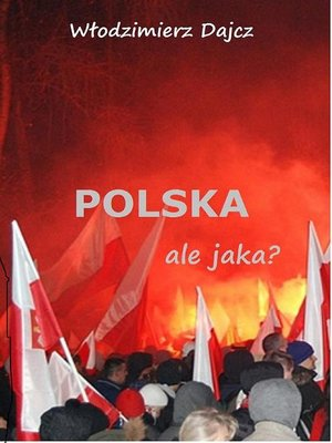 cover image of Polska ale jaka?