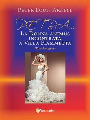 cover image of Petra la donna animus