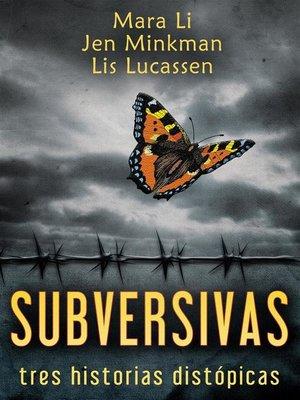 cover image of Subversivas