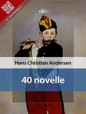 cover image of 40 novelle