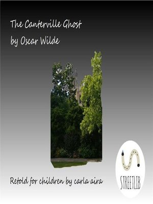 cover image of The Canterville Ghost by Oscar Wilde