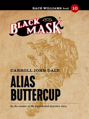 cover image of Alias Buttercup