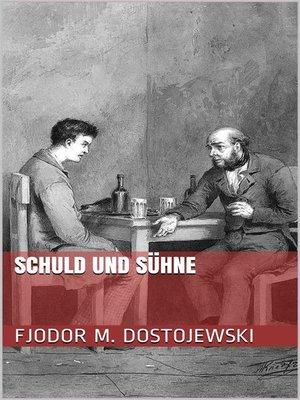 cover image of Schuld und Sühne