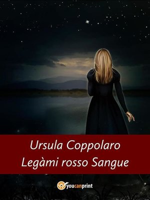 cover image of Legàmi rosso Sangue