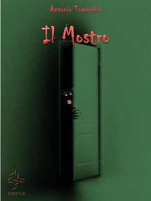 cover image of Il mostro