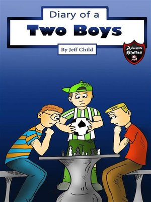 cover image of Diary of Two Boys