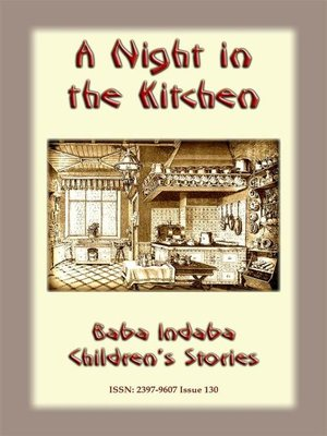 cover image of A NIGHT IN THE KITCHEN--A Romanian Children's Story