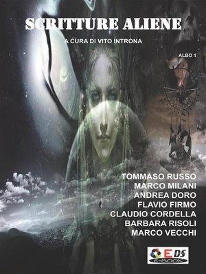 cover image of Scritture aliene Albo 1