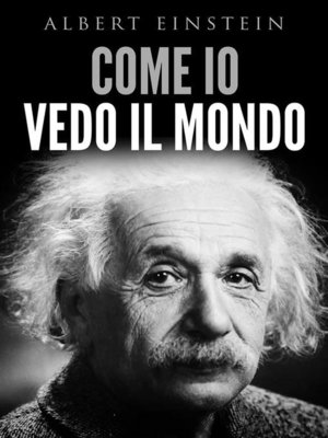 cover image of Come io vedo il mondo