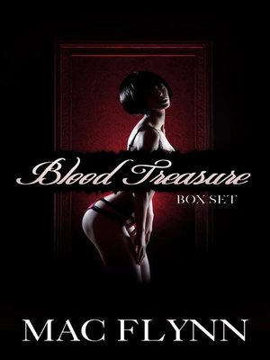 cover image of Blood Treasure Box Set--New Adult Vampire Romance