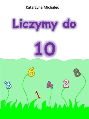 cover image of Liczymy do 10